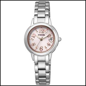 新品 即日発送 CITIZEN シチズン ウィッカ ソーラー 電波 時計 レディース 腕時計 KL0-014-11