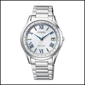 シチズン エクシード ダイレクトフライト ソーラー 電波 時計 メンズ 腕時計 CB1110-61A