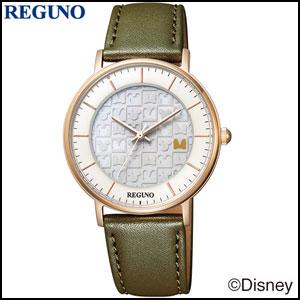 シチズン レグノ ディズニー コレクション 限定モデル ソーラー 時計 ユニセックス 腕時計 KP3-121-14