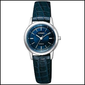 シチズン エクシード ソーラー 時計 レディース 腕時計 EX2071-01L