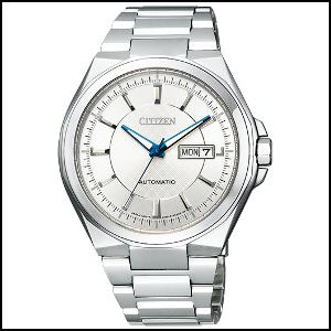 シチズンコレクション 自動巻き 手巻き付き 時計 メンズ 腕時計 NP4080-50A