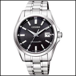 シチズン ザ・シチズン ソーラー モデル 時計 メンズ 腕時計 AQ4030-51E