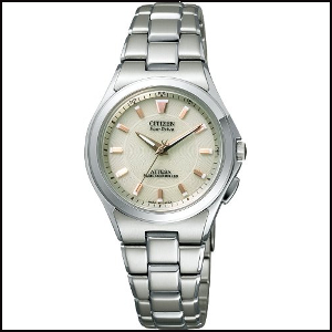 新品 即日発送 シチズン アテッサ エコドライブ ソーラー 電波 時計 レディース 腕時計 ATB53-3042