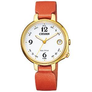 シチズン エコ・ドライブ Bluetooth ソーラー 時計 レディース 腕時計 EE4019-11A