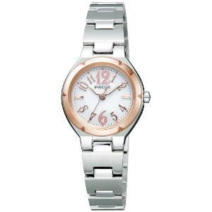 シチズン ウィッカ ベーシックモデル ソーラー モデル 時計 レディース 腕時計 NA15-1723E