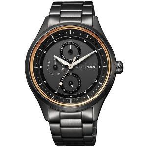 シチズン インディペンデント ソーラー 時計 メンズ 腕時計 KB1-244-51