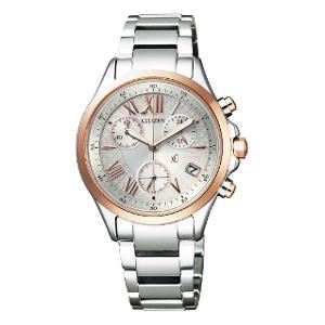 新品 即日発送 シチズン クロスシー ソーラー クロノグラフ 時計 レディース 腕時計 FB1404-51A