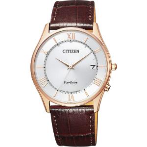 シチズン コレクション ソーラー 電波 時計 メンズ 腕時計 AS1062-08A
