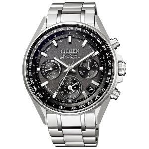 シチズン アテッサ ダイレクトフライト ソーラー 電波 時計 メンズ 腕時計 CC4000-59E