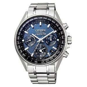 シチズン アテッサ ダイレクトフライト ソーラー 電波 時計 メンズ 腕時計 CC4000-59L