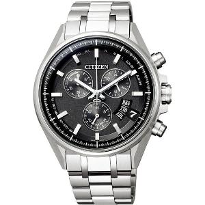 シチズン アテッサ ダイレクトフライト ソーラー 電波 時計 メンズ 腕時計 BY0140-57E