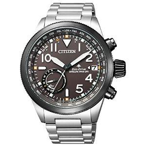 シチズン プロマスター F150 ダイレクトフライト LANDシリーズ サテライトウエーブ GPS ソーラー 電波 時計 メンズ 腕時計 CC3064-86E