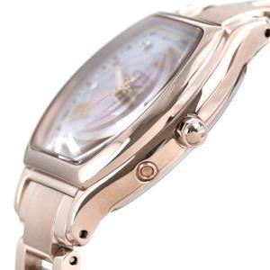 シチズン クロスシー Titania Line Happy Flight 限定モデル ソーラー 電波 時計 レディース 腕時計 ES9354-51W