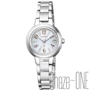 シチズン クロスシー Stainless Steel Line Happy Flight ソーラー 電波 時計 レディース 腕時計 ES9430-54B