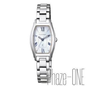 新品 即日発送可 シチズン クロスシー Stainless Steel Line ソーラー 時計 レディース 腕時計 EW5540-52A