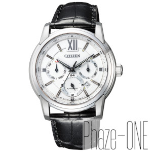 シチズン シチズンコレクション マルチハンズ 自動巻き 手巻き付き 時計 メンズ 腕時計 NB2000-19A