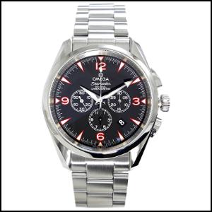 オメガ シーマスター レイルマスター チャイナ エクスプローラー 自動巻き 時計 メンズ 腕時計 2512.53