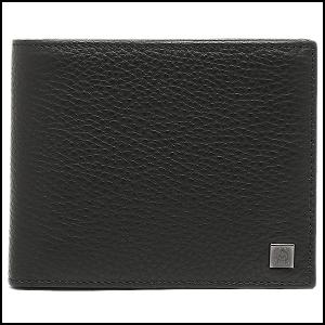 【あす楽対応】ダンヒル ヨーク 財布 レザー メンズ 2つ折財布 L2L732A