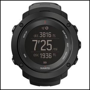 【アクティビティ特集】新品 即日発送 SUUNTO スント アンビット3 バーティカル ブラック メンズ レディース 腕時計 SS021965000