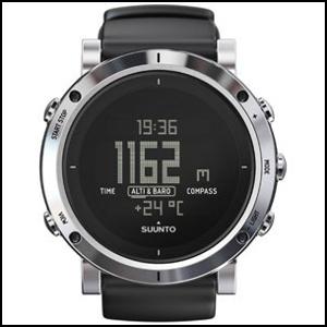 【アクティビティ特集】新品 即日発送 SUUNTO スント コア ブラッシドスティール メンズ レディース 腕時計 SS020339000