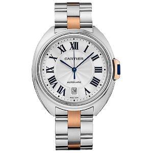 新品 即日発送 カルティエ クレ ドゥ カルティエ 31mm 自動巻き 時計 レディース 腕時計 W2CL0004