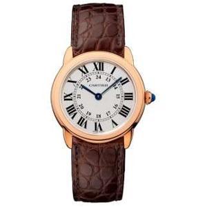 新品 即日発送可 カルティエ ロンドソロ クォーツ 時計 レディース 腕時計 W6701007
