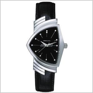 ハミルトン ベンチュラ クオーツ 時計メンズ 腕時計 H24411732
