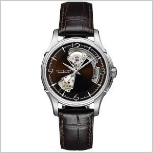 ハミルトン ジャズマスター オープンハート 自動巻き 時計 メンズ 腕時計 H32565595