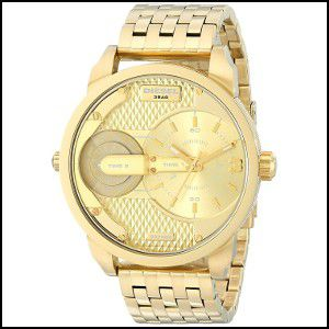 新品 即日発送 ディーゼル ミニダディ クォーツ 時計 メンズ 腕時計 DZ7306
