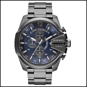 新品 即日発送 ディーゼル メガチーフ クォーツ 時計 メンズ 腕時計 DZ4329