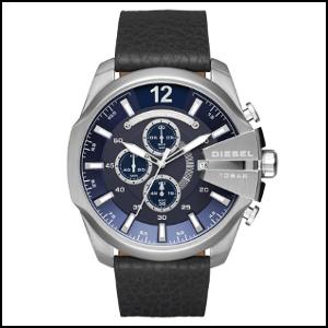 新品 即日発送 ディーゼル メガチーフ クォーツ 時計 メンズ 腕時計 DZ4423