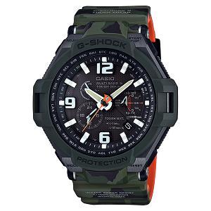 新品 即日発送可 カシオ Gショック グラヴィティマスター Master in OLIVE DRAB ソーラー 電波 時計 メンズ 腕時計 GW-4000SC-3AJF