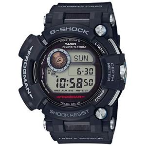 新品 即日発送 カシオ Gショック マスターオブG フロッグマン ソーラー 電波 時計 メンズ 腕時計 GWF-D1000-1JF