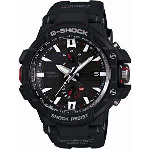 カシオ Gショック スカイコクピットソーラー 電波 時計 メンズ 腕時計 GW-A1000-1AJF