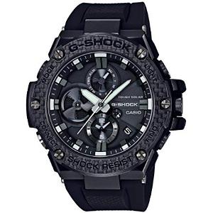 新品 即日発送可 カシオ Gショック Gスティール カーボンエディション ソーラー 時計 メンズ 腕時計 GST-B100X-1AJF