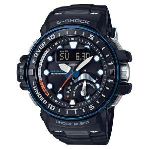カシオ Gショック ガルフマスター ソーラー 電波 時計 メンズ 腕時計 GWN-Q1000A-1AJF