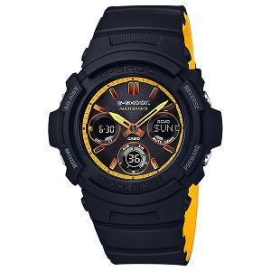 新品 即日発送 CASIO カシオ Gショック ソーラー 電波 時計 メンズ 腕時計 AWG-M100SBY-1AJF