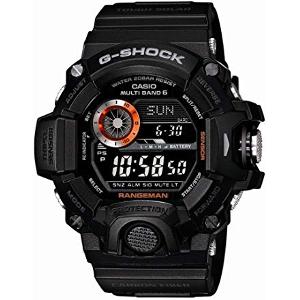 新品 即日発送可 カシオ Gショック レンジマン ソーラー 電波 時計 メンズ 腕時計 GW-9400BJ-1JF