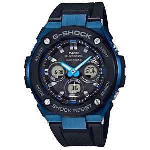 新品 即日発送可 カシオ Gショック Gスティール ソーラー 電波 時計 メンズ 腕時計 GST-W300G-1A2JF