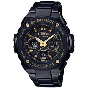 新品 即日発送可 カシオ Gショック Gスティール ソーラー 電波 時計 メンズ 腕時計 GST-W300BD-1AJF