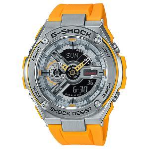 新品 即日発送可 カシオ Gショック Gスティール デジアナ クォーツ 時計 メンズ 腕時計 GST-410-9AJF