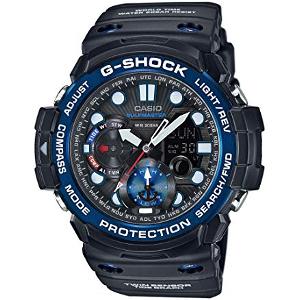 カシオ Gショック ガルフマスター デジアナ 時計 メンズ 腕時計 GN-1000B-1AJF