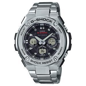 新品 即日発送可 カシオ Gショック Gスティール ソーラー 電波 時計 メンズ 腕時計 GST-W310D-1AJF