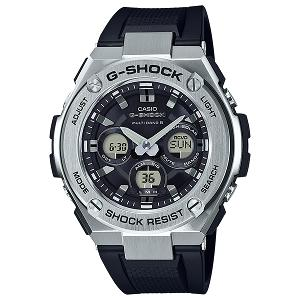 カシオ Gショック Gスティール ソーラー 電波 時計 メンズ 腕時計 GST-W310-1AJF