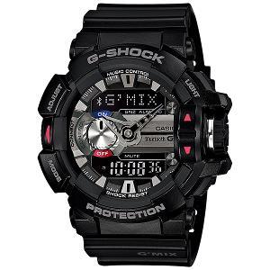 カシオ Gショック G'MIX デジアナ クォーツ 時計 メンズ 腕時計 GBA-400-1AJF