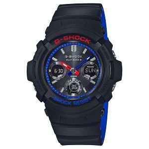 新品 即日発送可 カシオ Gショック ソーラー 電波 時計 メンズ 腕時計 AWG-M100SLT-1AJF
