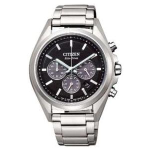新品 即日発送 シチズン アテッサ ソーラー 時計 メンズ 腕時計 CA4390-55E