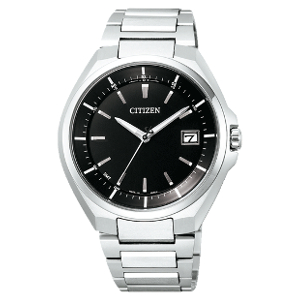 シチズン アテッサ ソーラー 電波 時計 メンズ 腕時計 CB3010-57E