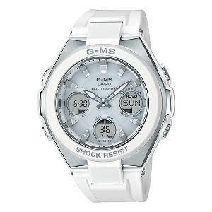 カシオ ベイビーG ジーミズ ソーラー 電波 時計 レディース 腕時計 MSG-W100-7AJF