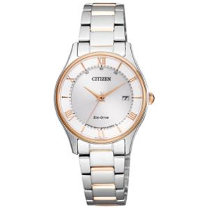 新品即日発送 シチズンコレクション ソーラー 電波 時計 レディース 腕時計 ES0002-57A